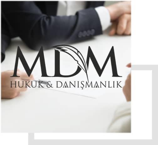 Mdm Hukuk ve Danışmanlık Logo