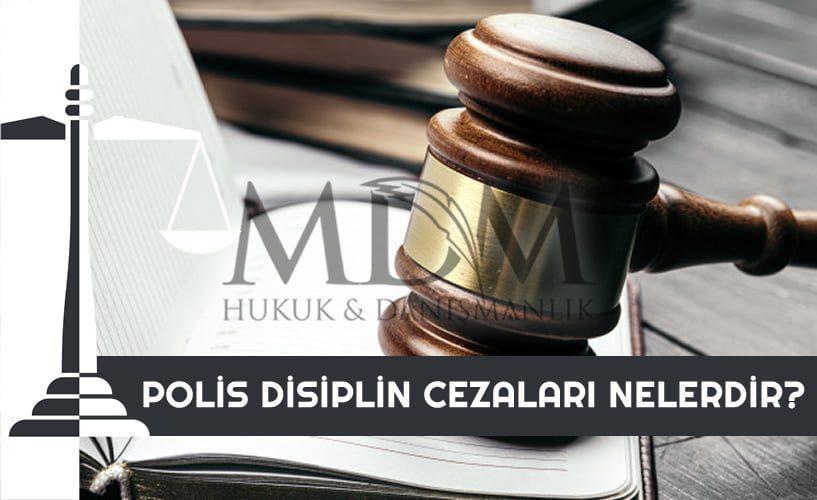 polis-disiplin-cezalari-nelerdir